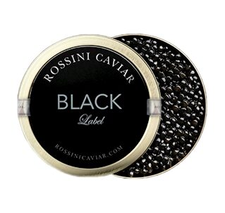 Rossini caviar